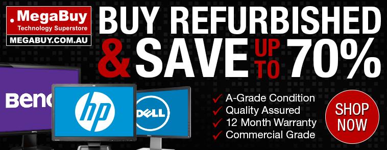 Buy Refurbished & Save up to 70%