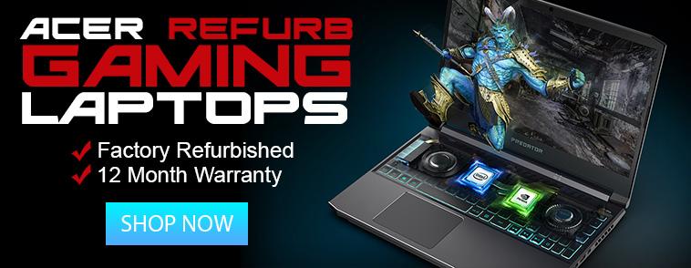 Acer Refurb Gaming Laptops
