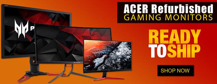 Acer Refurbished Gaming Monitors