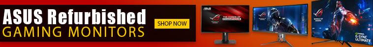 BUY Asus Refurbished Gaming Products Online