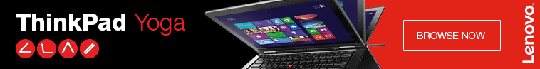 BUY Lenovo ThinkPad Yoga Products Online