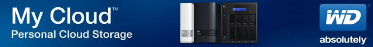BUY WD My Cloud Products Online